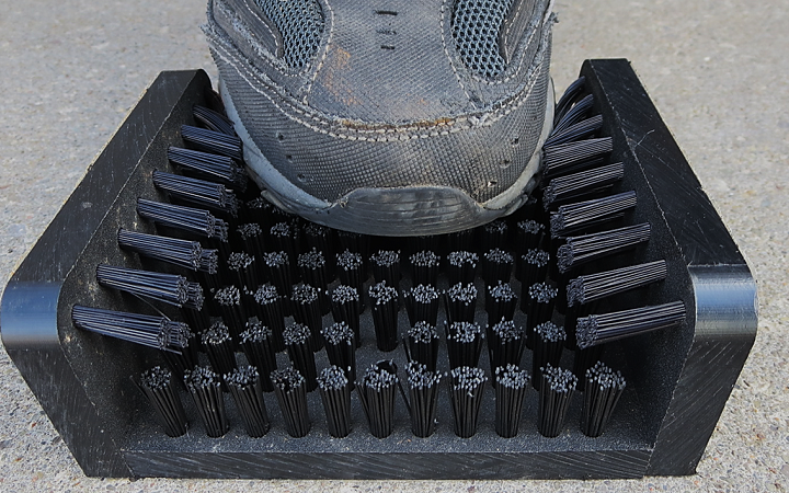 best boot scraper
