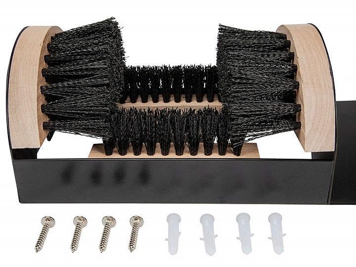 Best Boot Scraper Brush