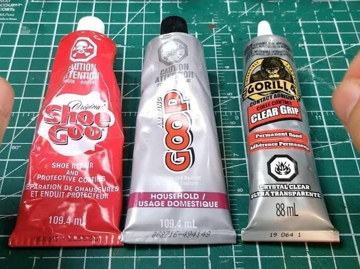 Gorilla Glue Vs Shoe Goo – Savvy About