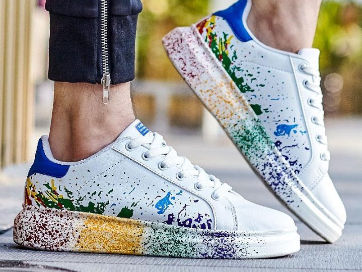 Best Paint for Shoes