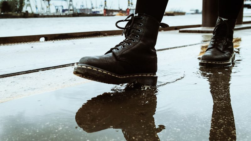 How to Tell if Shoes are Slip Resistant
