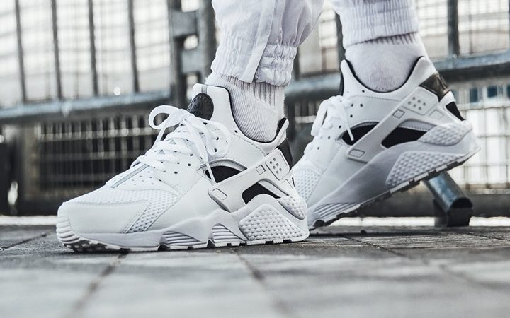 How to Clean All White Huaraches