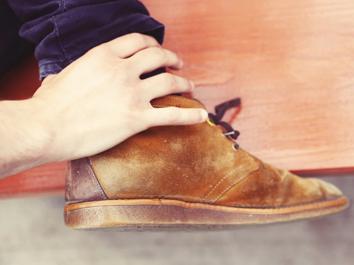 How to Shrink Shoes