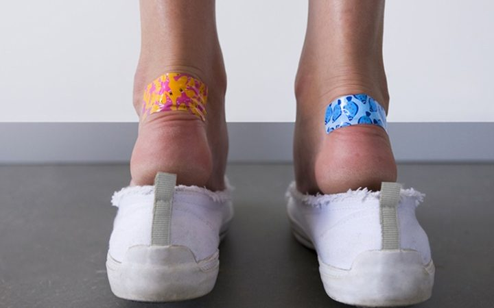 How To Stop Shoes From Rubbing The Back of Your Ankle