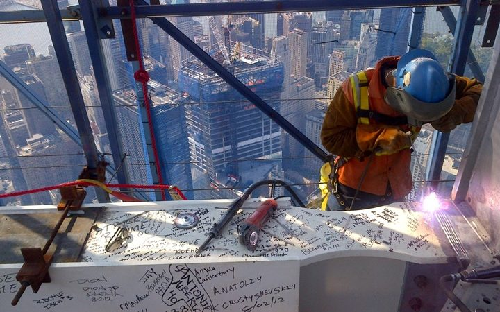 Why Do Ironworkers Wear Wedge Boots?
